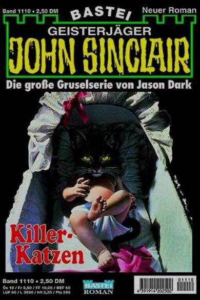 John Sinclair Nr. 1110: Killer-Katzen