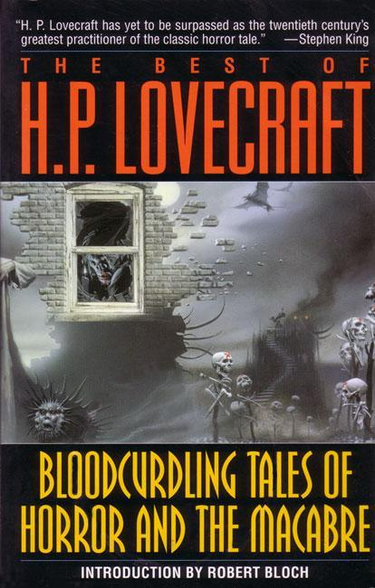 """The Best of H.P. Lovecraft"""