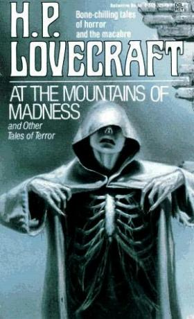 """AT THE MOUNTAINS OF MADNESS"" von H. P. LOVECRAFT"